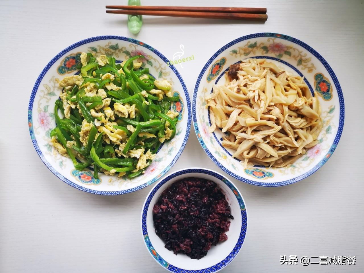 营养师3周的午餐食谱,营养均衡,荤素搭配 营养配餐 第1张