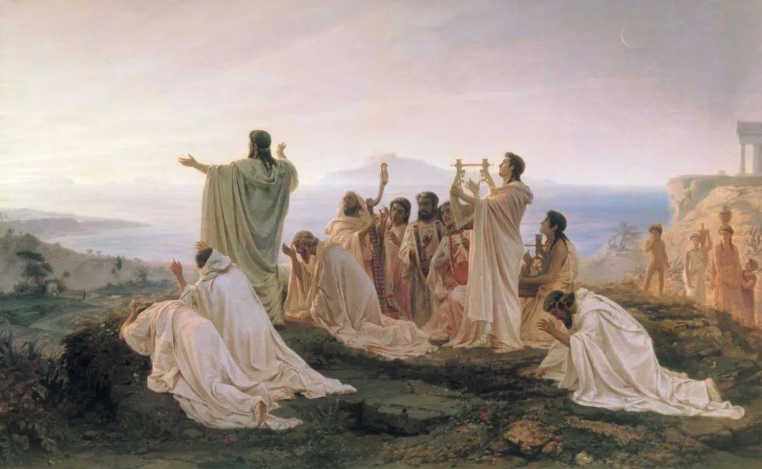 坤鹏论:柏拉图更像是毕达哥拉斯的注脚(上)-坤鹏论