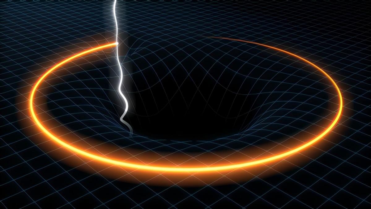 宇宙中的黑洞,其实和你想象中的不一样