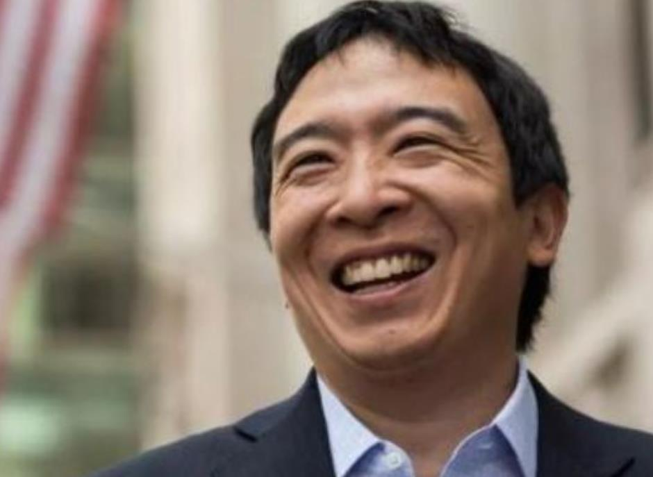 杨安泽:我百分之百会再竞选,会造成轰动!我也愿意为拜登干活