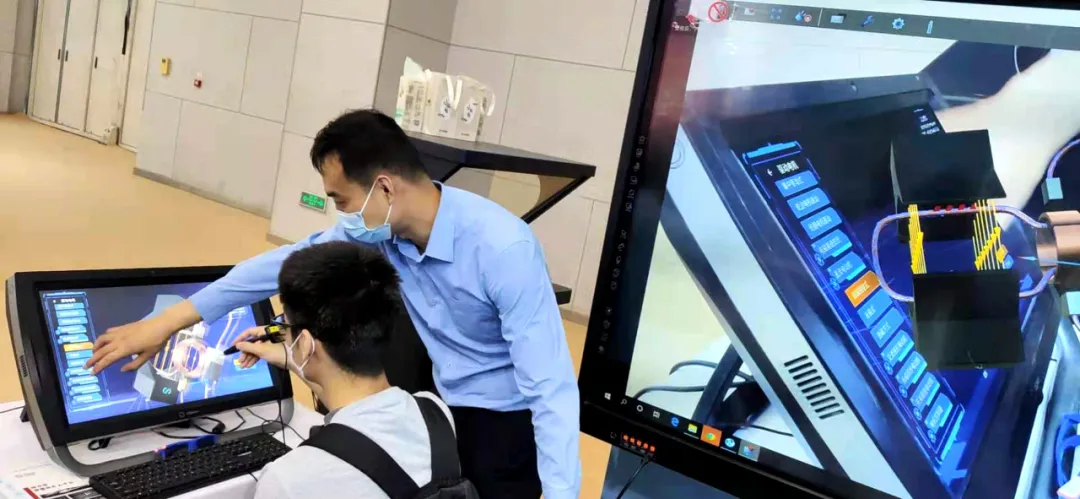 "VR教育绽放""津""彩!也未艾闪耀第五届世界智能大会"