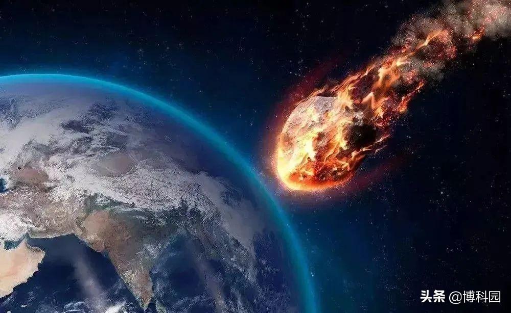 远古小行星撞击,给火星和地球带来了生命成分,但是火星不争气