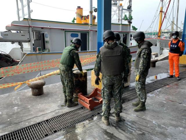 险!台湾渔民捞获未爆深水炸弹,一枚就能炸断3000吨军舰