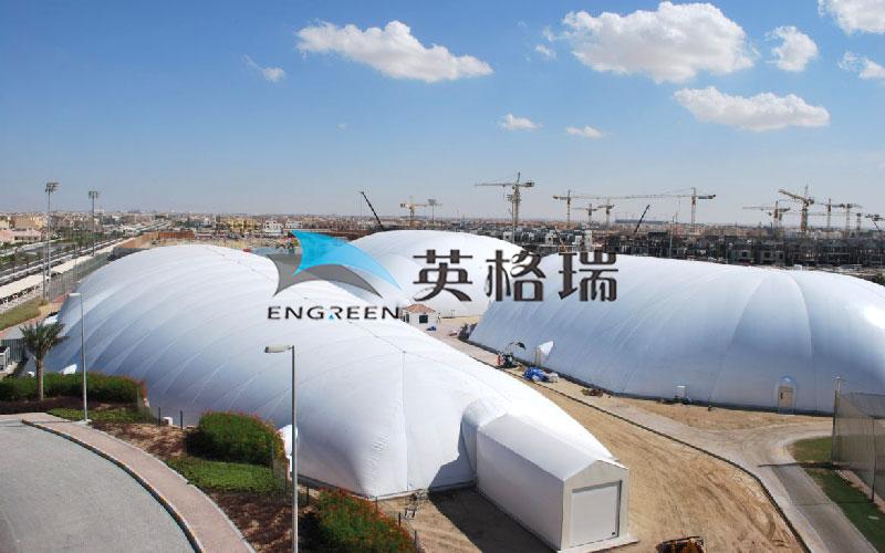 冬季來臨,膜建筑是使煤廠管理空氣污染的不錯方案