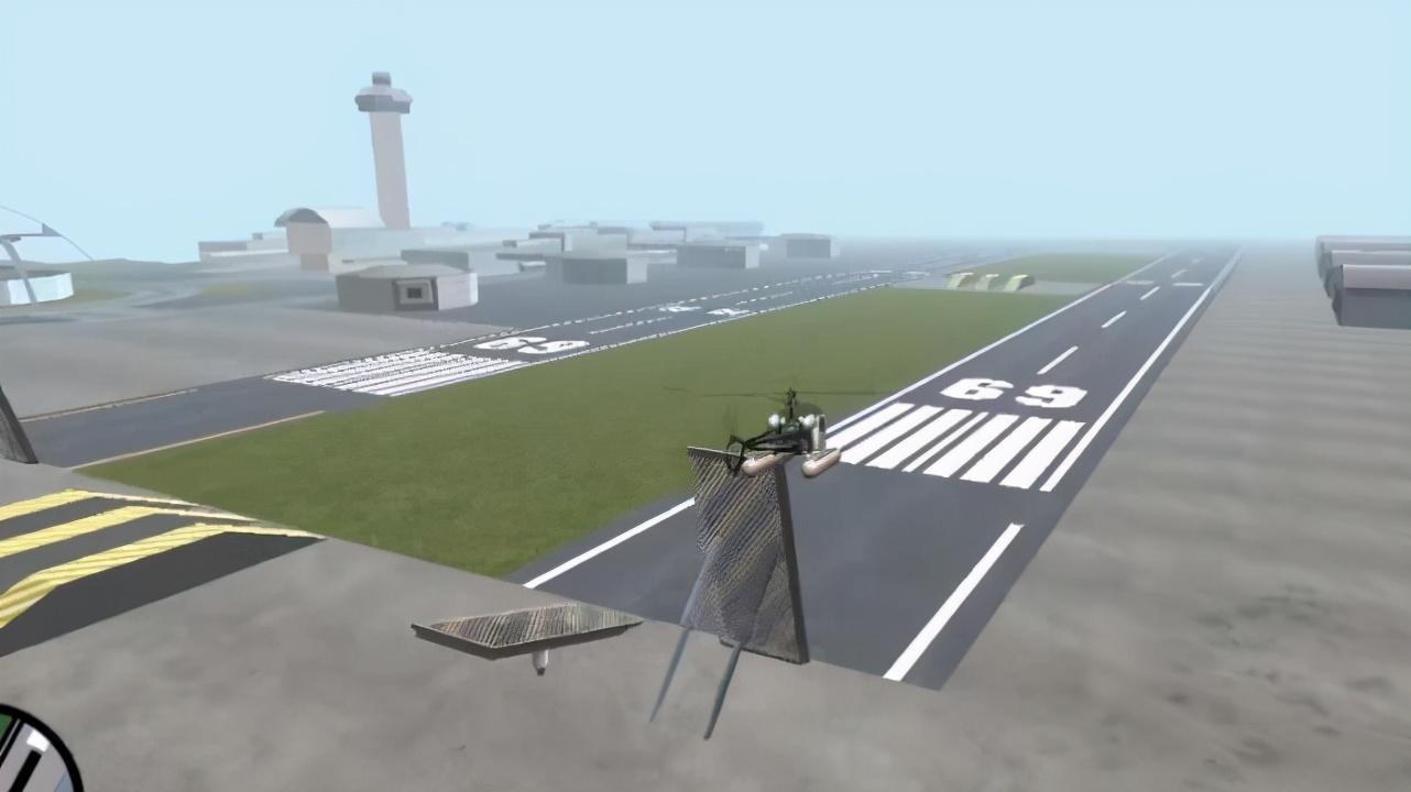 《GTA》国际机场进化史,从无到有的艰难历程,满满的回忆
