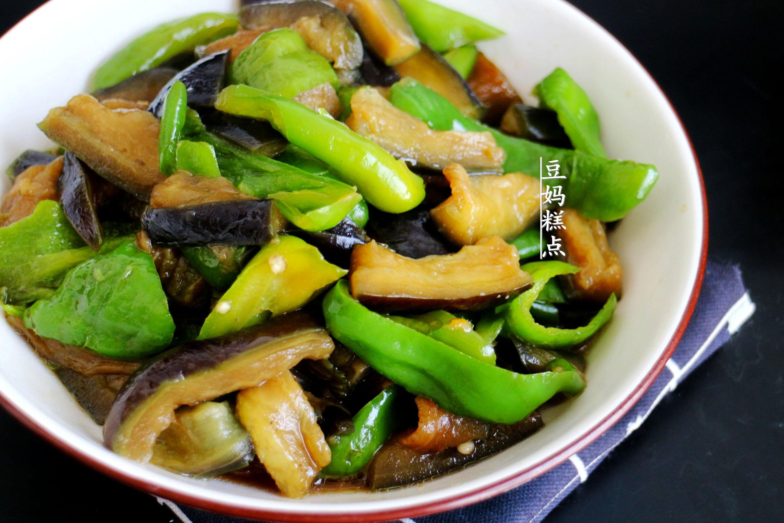 家常素小炒,节后清肠减肥必备 减肥菜谱 第12张