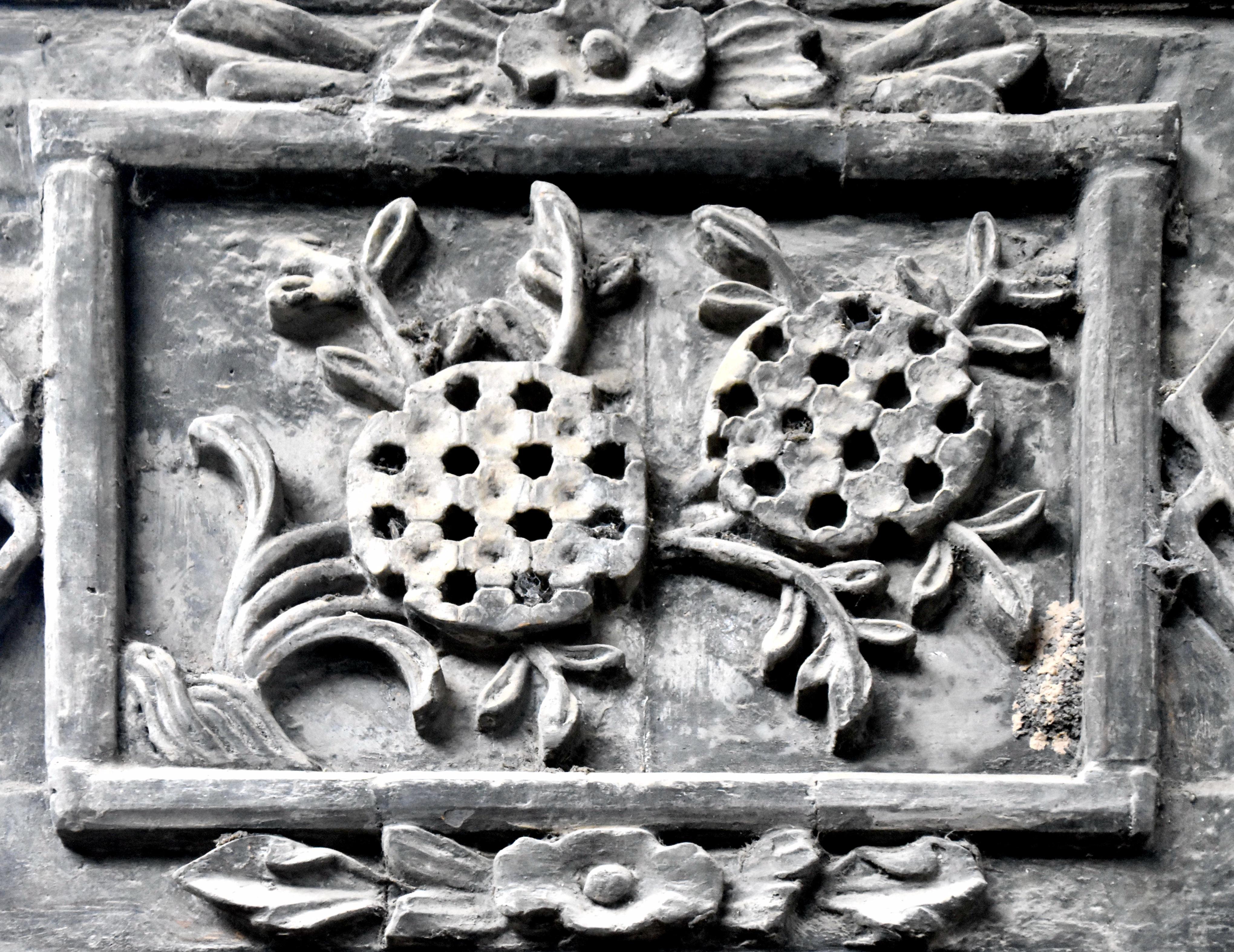 距法门寺10公里的扶风城隍庙,钟鼓楼的位置与众不同,门票0元