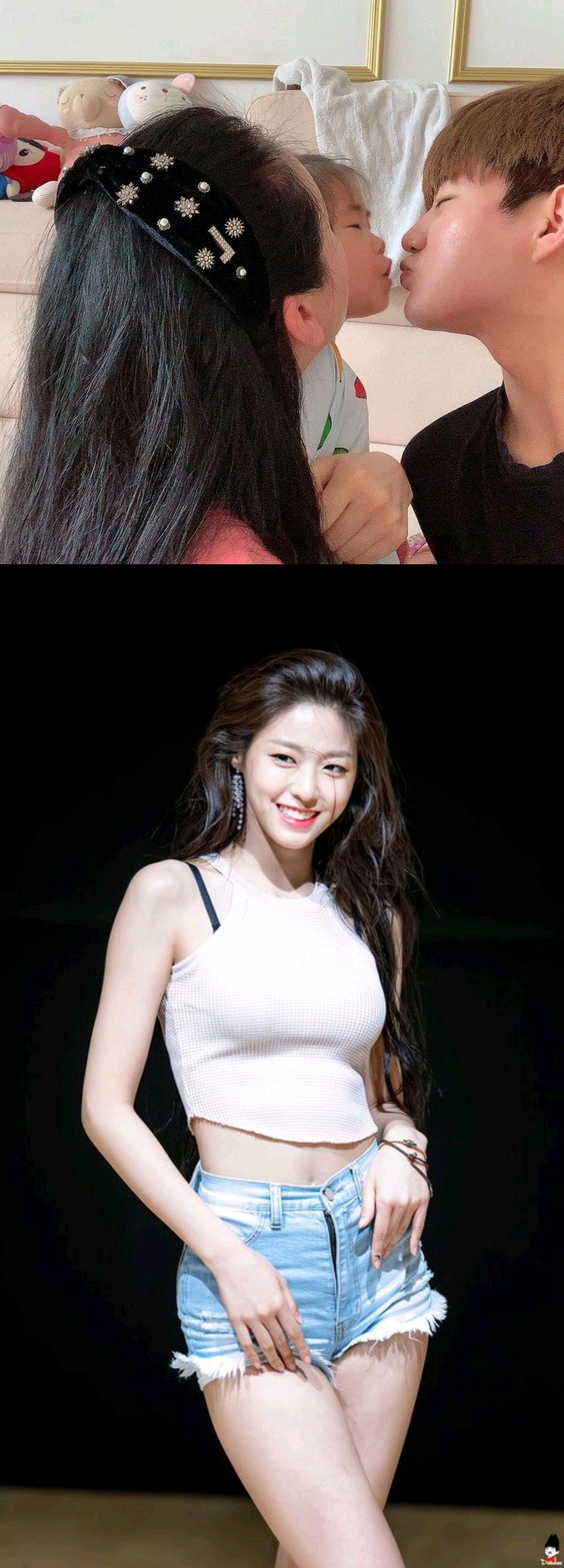 咸素媛羡慕AOA身材:我在模仿雪炫,因哭声关直播的女儿伤势好转