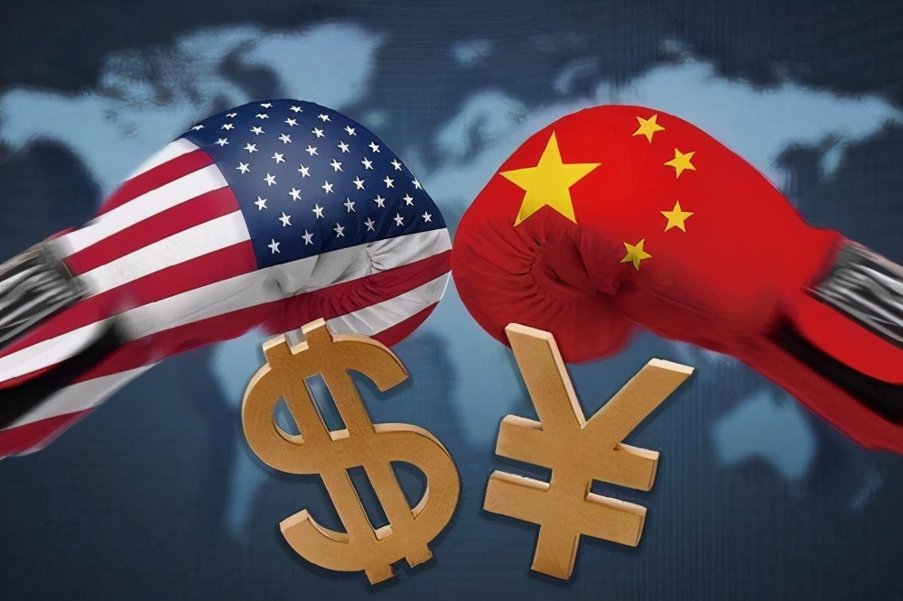 """美国专家戏称:如果大陆""""对台湾动武"""",就应该将其驱逐出美元金融和贸易体系"""