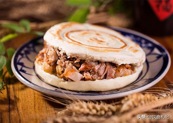 西安人都知道的樊记腊汁肉