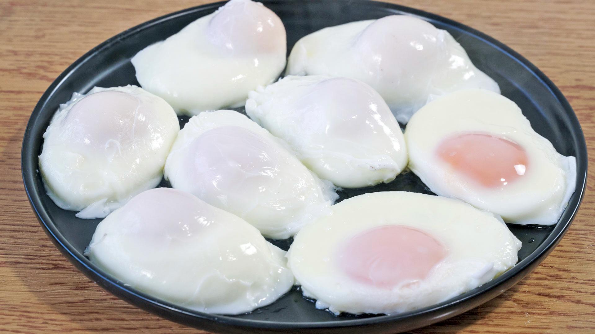 原来水煮荷包蛋这么简单,分享5种做法,做出来又圆又嫩还不散花