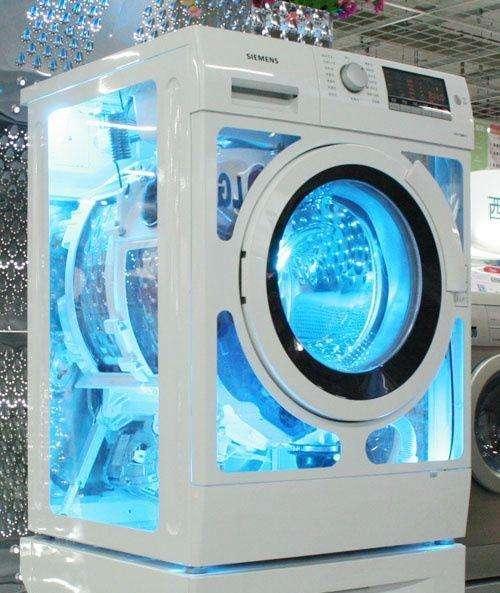 洗衣机常见故障维修