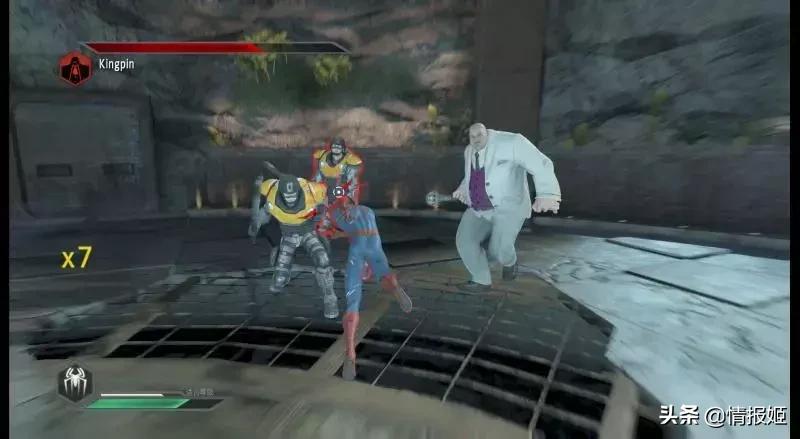 高制作水平,特效堪比电影!这部《神奇蜘蛛侠2》让你成为蜘蛛侠