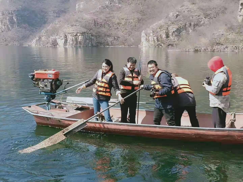 央视《味道》栏目摄制组莅临济源探寻黄河鲤鱼味道