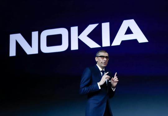 美国禁止使用华为5G后,Nokia忽然公布根据手机软件将4G基站升級到5G
