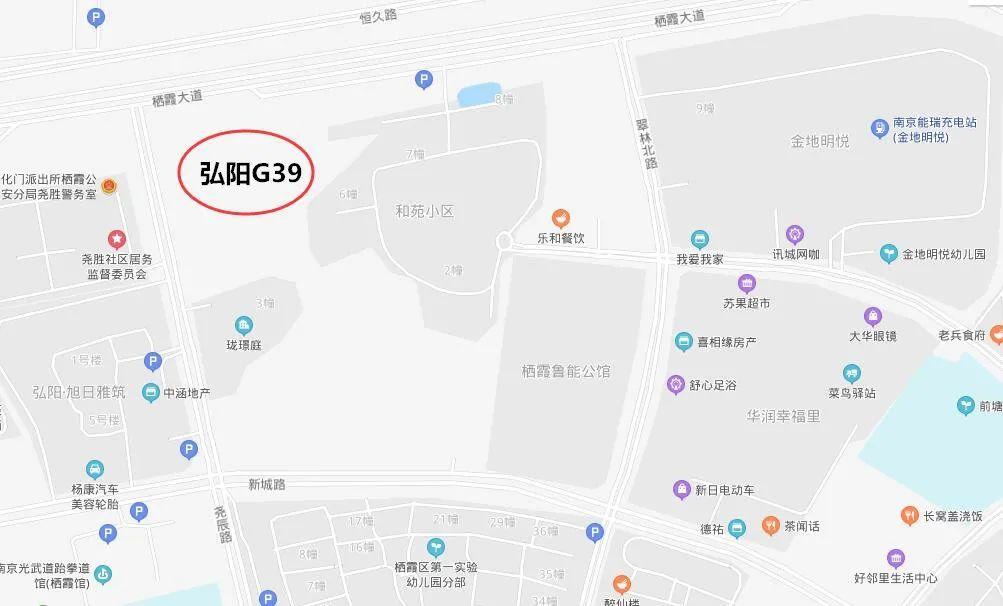 最高楼面价24983元/㎡!南京4大纯新盘规划出炉…