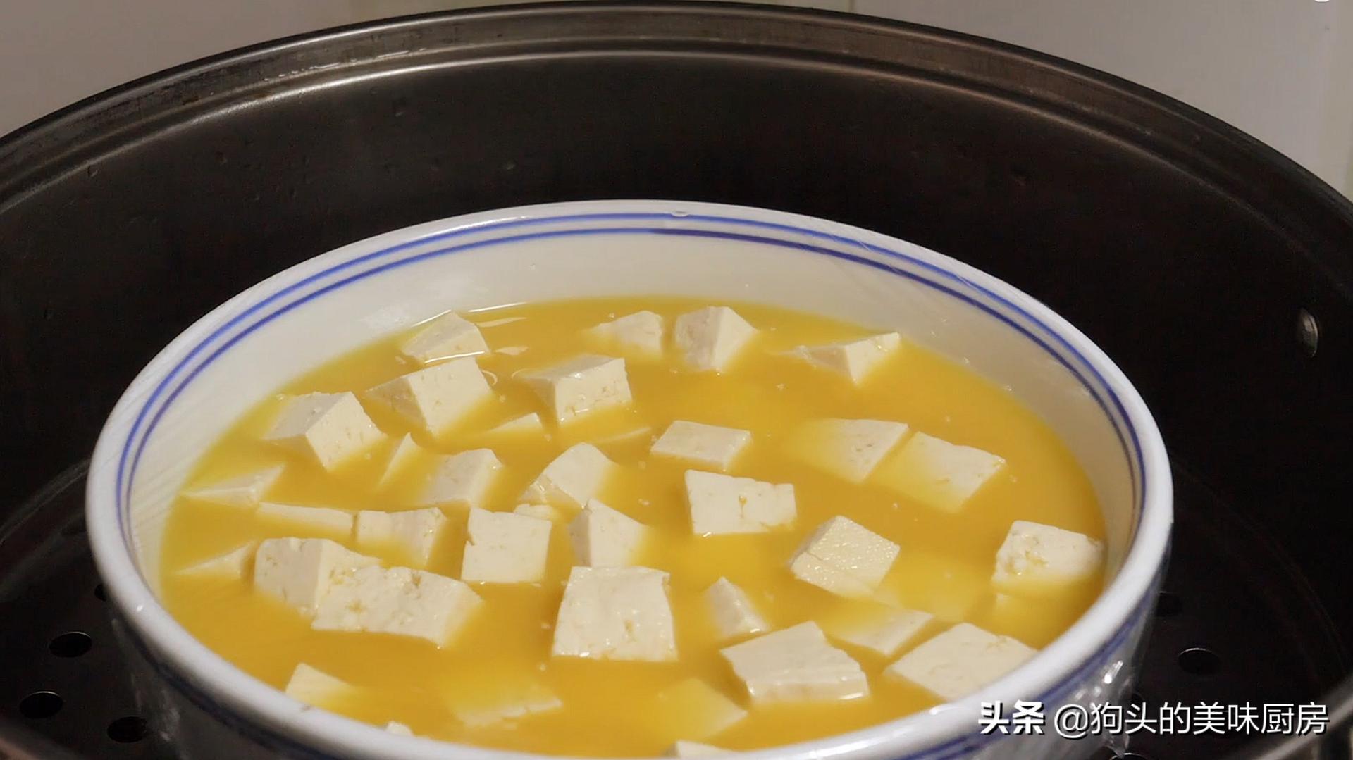 豆腐切成丁,不炒不煎不油炸,连吃一个月也不腻,营养丰富又美味 美食做法 第9张