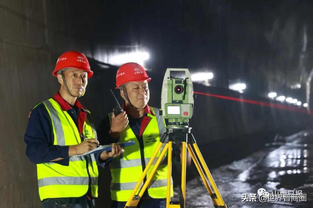 和邢铁路最长隧道贯通!耿彦波市长老家预计年底通火车