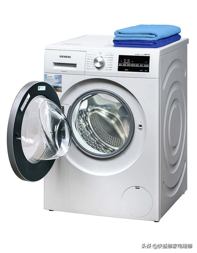 西门子洗衣机门打不开(西门子洗衣机强制解锁)
