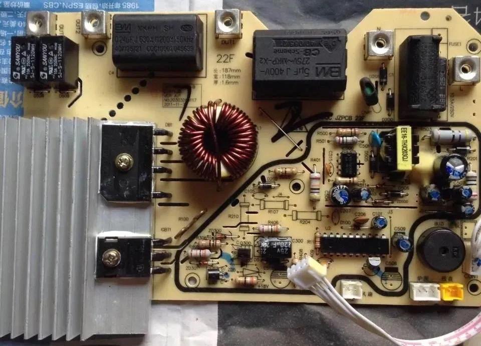 九阳电磁炉e0故障维修方法(3分钟搞定电磁炉e0故障)