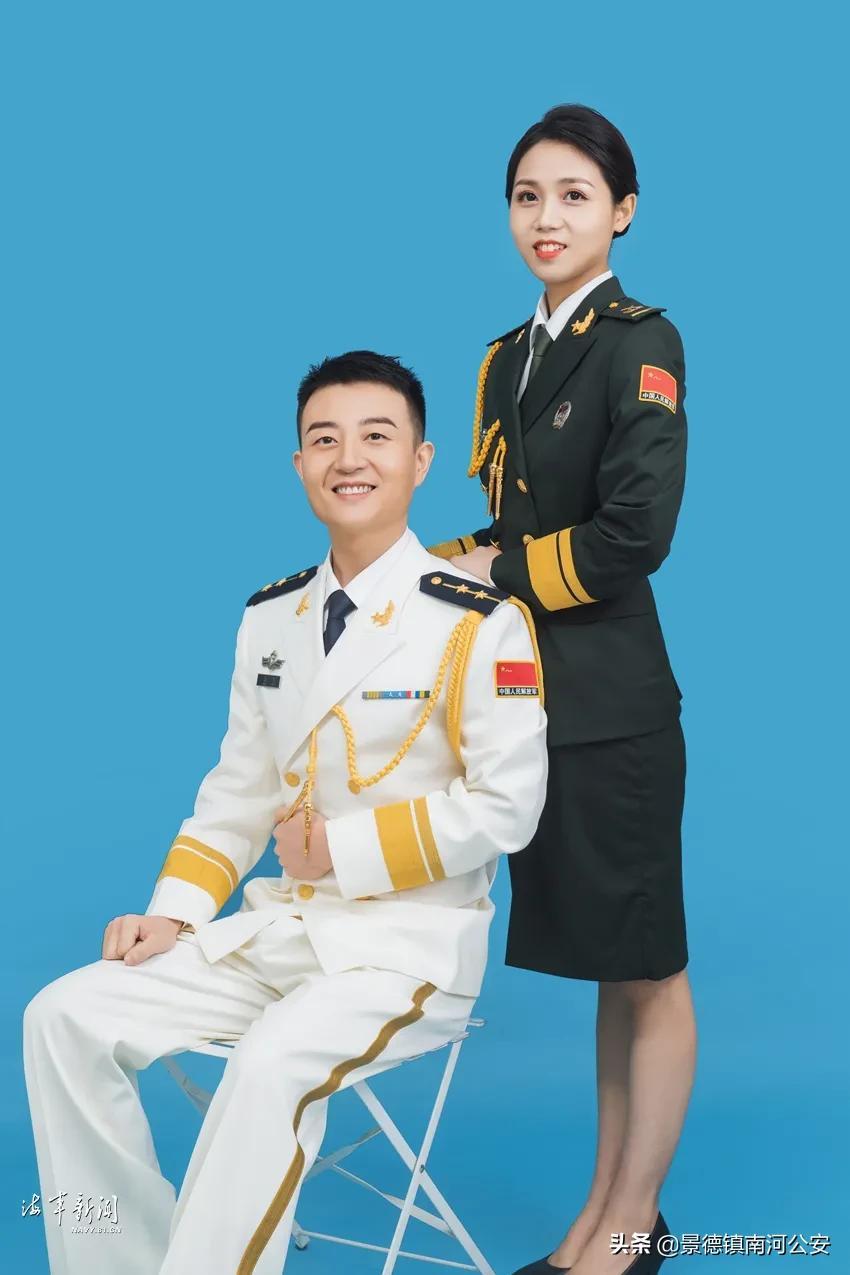 军恋|中尉和士官小姐姐,结婚了