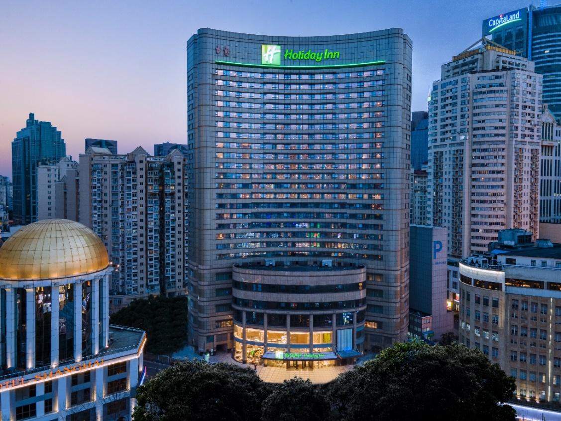 洲际酒店集团旗下全新一代假日酒店在华开业