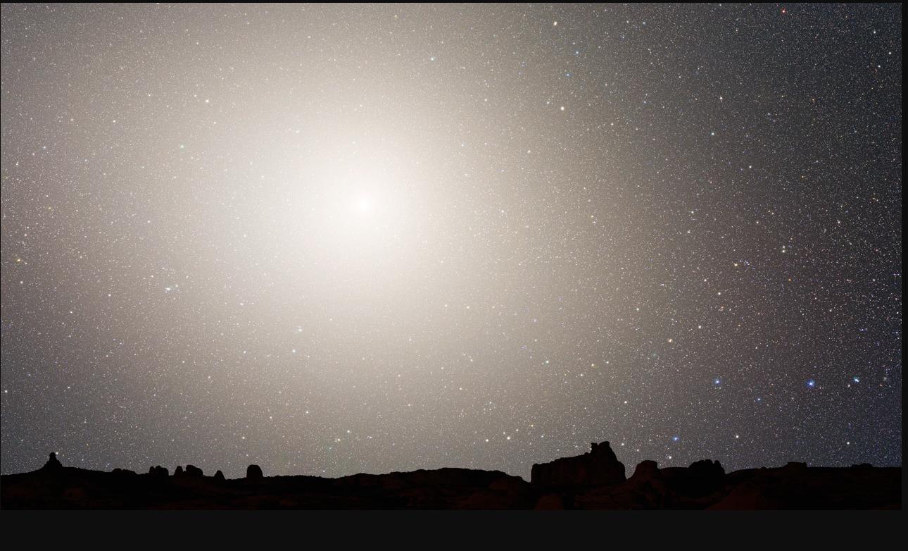 当我们的银河系与仙女座星系发生碰撞将会发生什么?