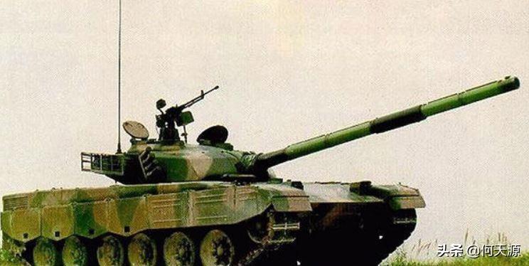 我国超重型坦克全型号规格归纳