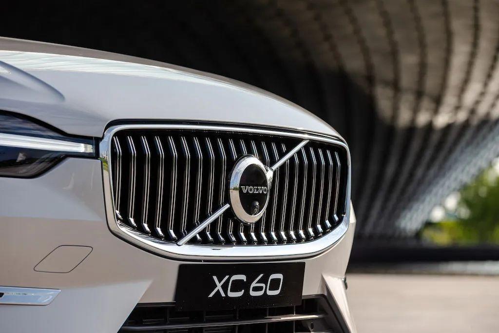 有竞争力,更有底牌——试驾沃尔沃新款XC60