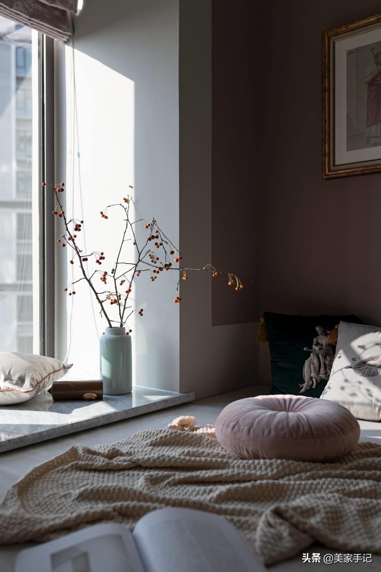 乾淨淡雅是對一個家最高階的讚譽,學她家這麼裝修,進屋極度舒適