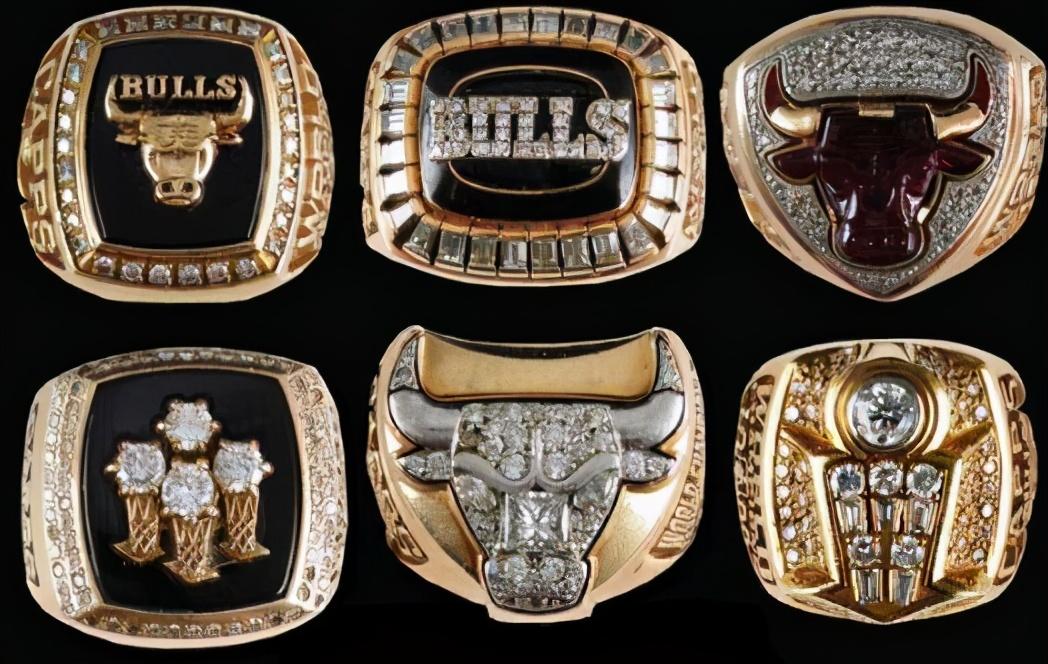 顶级藏品!公牛前终身保安6枚总冠军戒指售出 成交价25万美元
