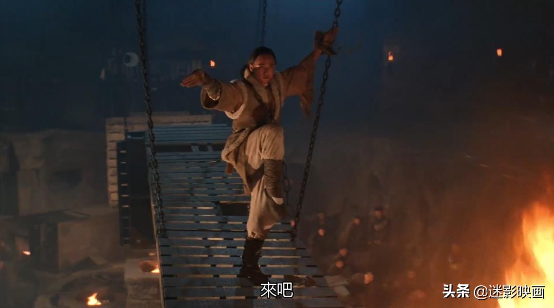 93年前的中国武侠片鼻祖,徐克大胆拍成邪典片,却成武侠片绝响