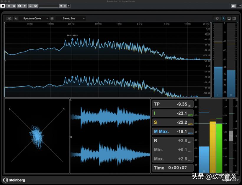 Cubase 11 升级的新功能体验与介绍