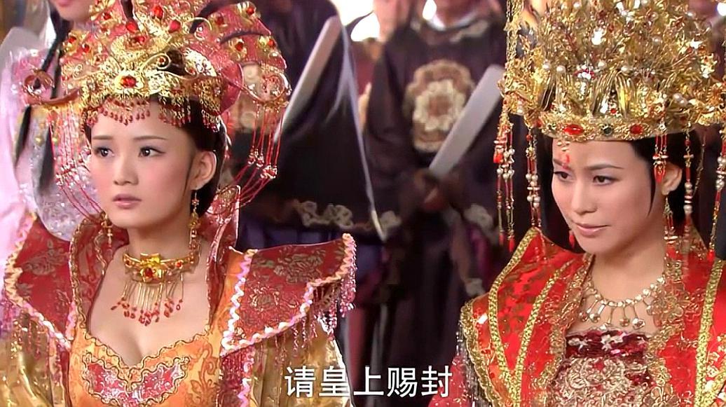 薛平贵与王宝钏:你看看到情深,我只觉得辛酸
