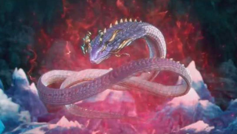 斗破苍穹:蛇人族女王美杜莎的进化之旅,强者之路总是充满磨难