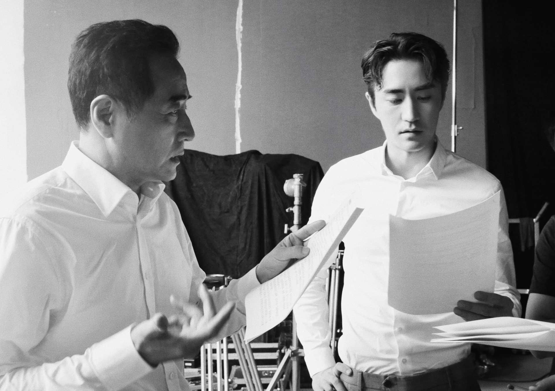董子健杨玏王骁3个星二代,撑起《流金岁月》的口碑