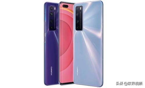 为年青人打造出的手机上,华为公司Nova系列产品两大精准定位:轻巧触感与自拍照