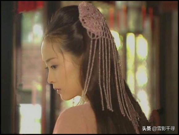 十位古装女子回眸的瞬间,王艳三角上榜,哪一个曾惊艳了你?