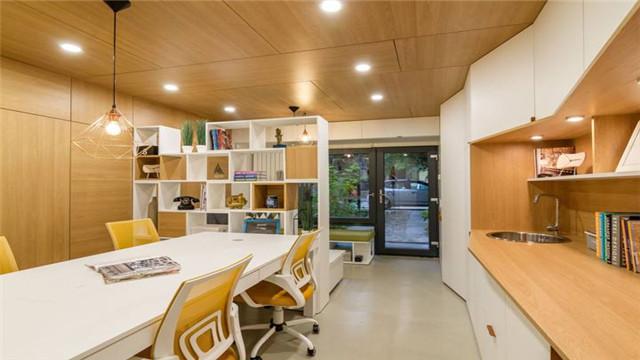 怎么装修布置办公室 能给人一种温馨的感觉