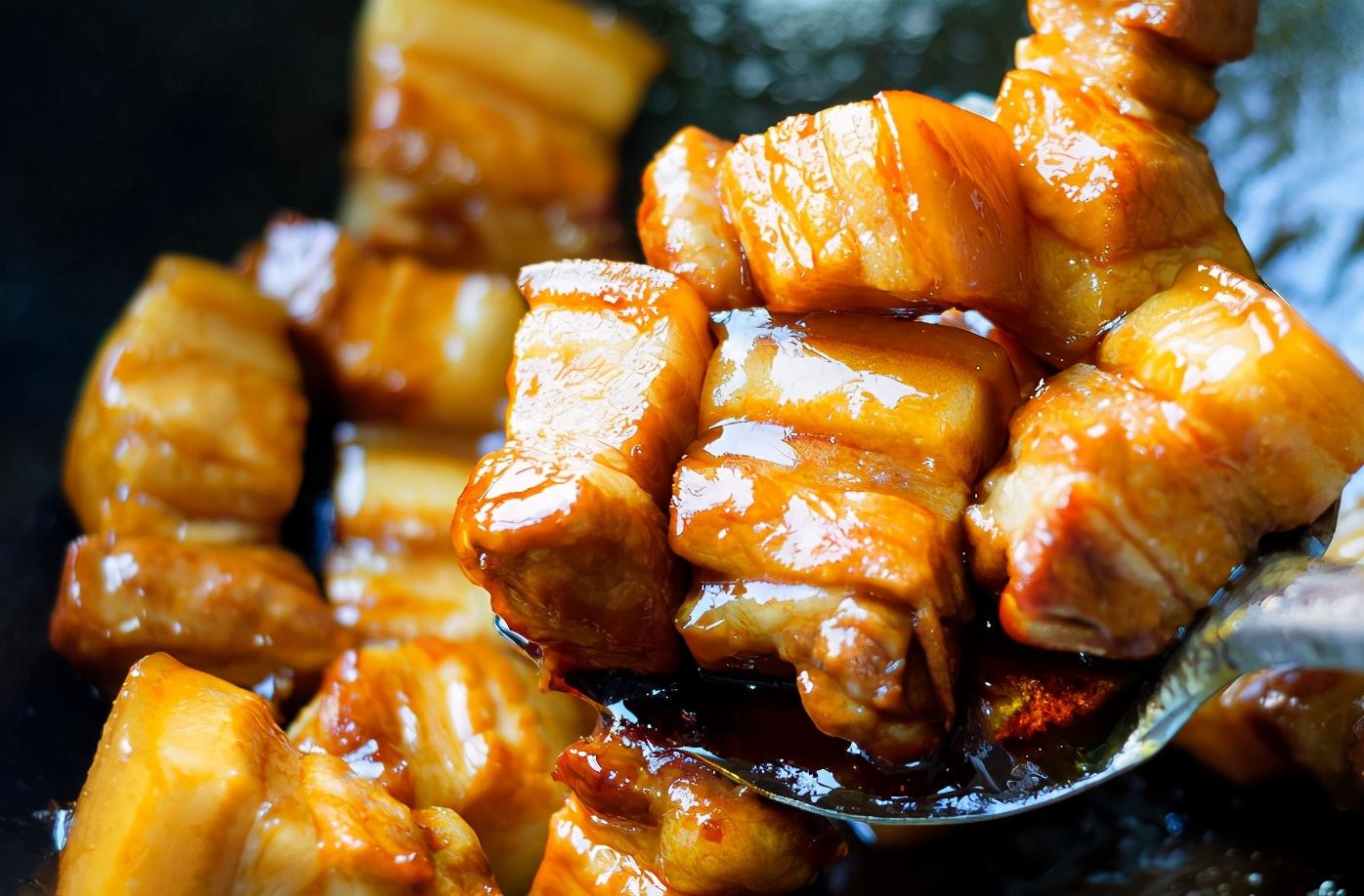 做红烧肉,有一种料不能放,会让肉发柴腥味大,牢牢记住正确用料 美食做法 第5张