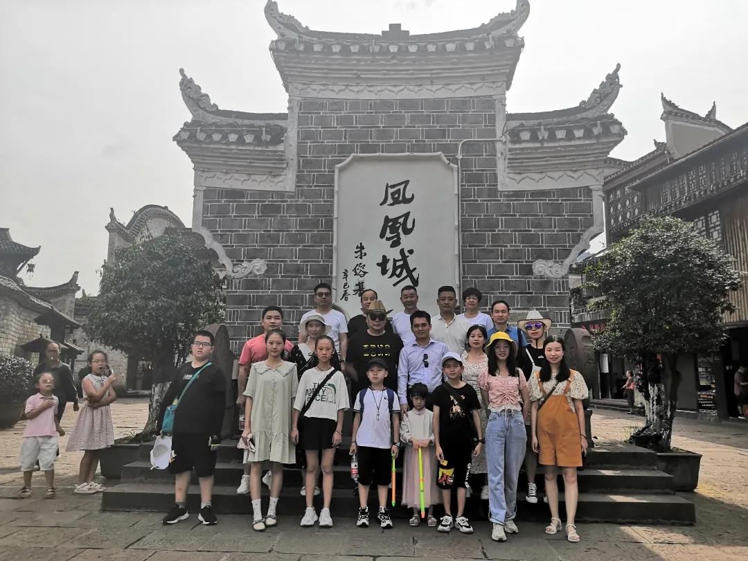 同学联谊会党支部赴湖南开展庆祝建党100周年暨党史学习教育活动