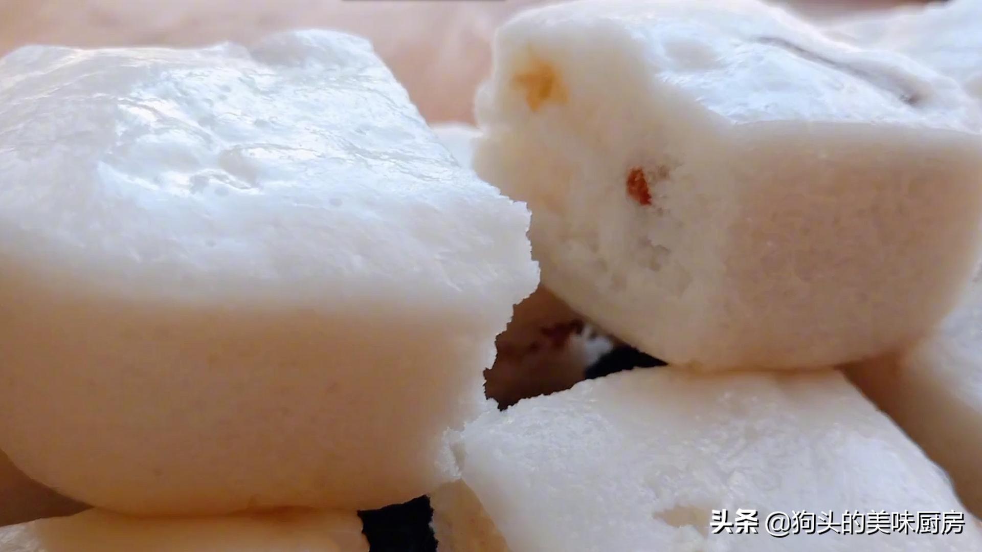 它比饅頭簡單,比麵包好吃,我家隔三差五就做,香甜鬆軟真好吃