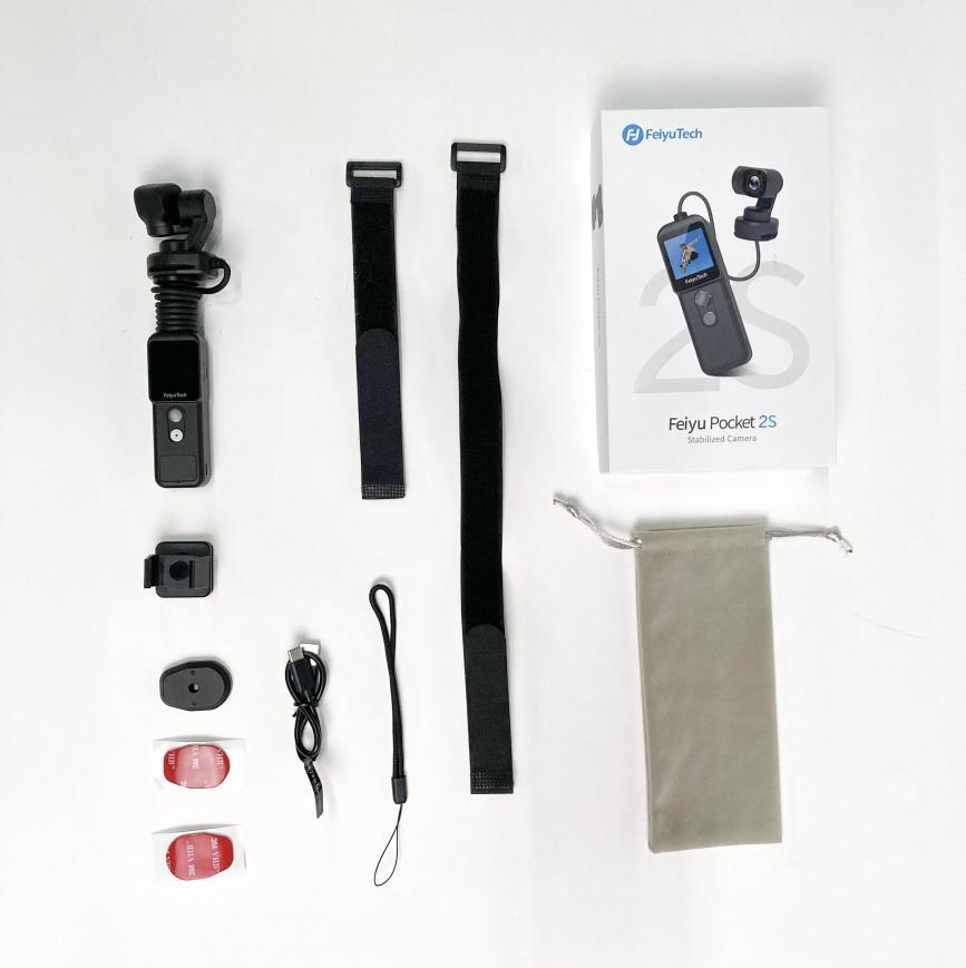 飞宇Pocket2 & Pocket2s震撼问世,解锁更小更稳更广拍摄方式