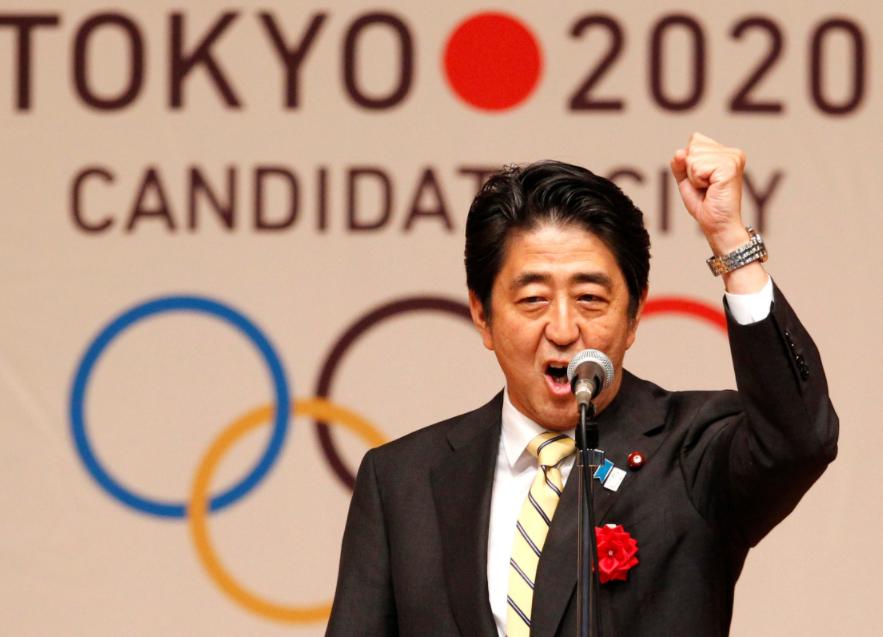 安倍的希望,菅義偉的包袱,罵聲一片的東京奧運,注定以悲劇收場
