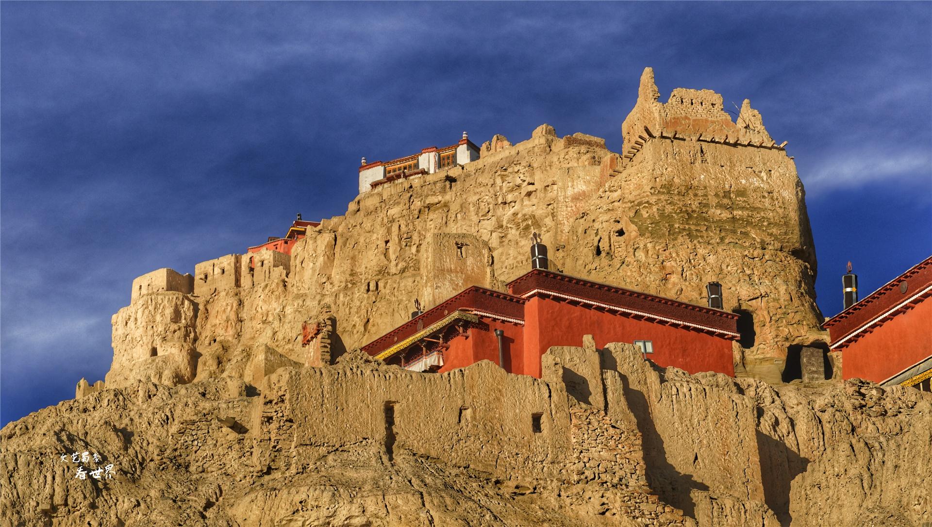 700年的古格王朝,10万人一夜之间人间蒸发了,谜团至今未解