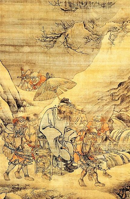 古怪的崇拜:中国人为何对伞有特殊情结?| 有料的文史