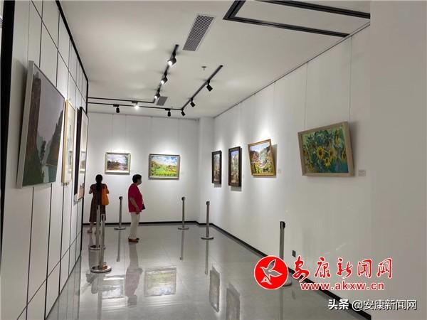 安康美术馆开馆首展