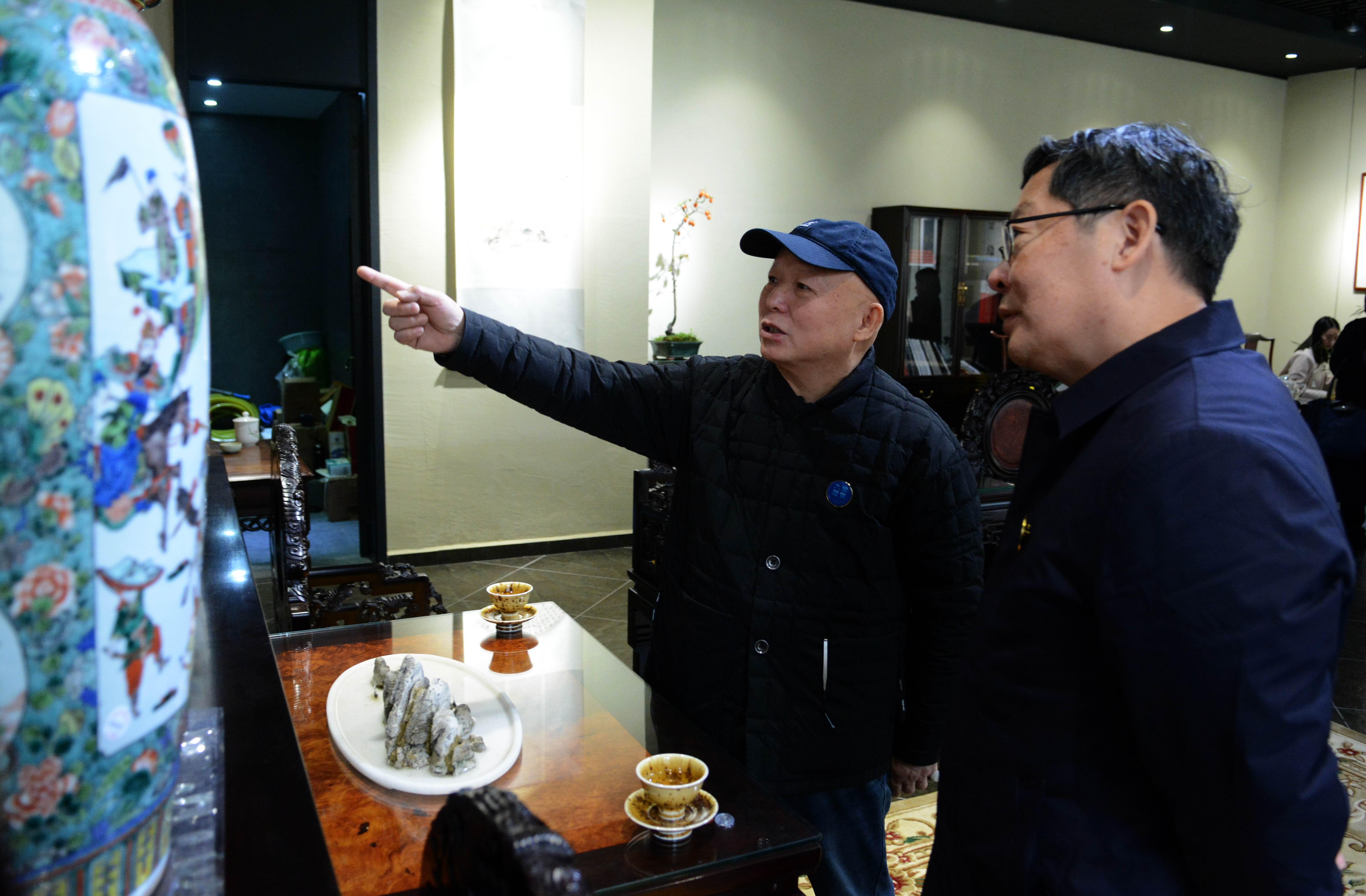 """湖南举办首届""""大麓雅集""""探索后疫情时代古玩交流新模式"""