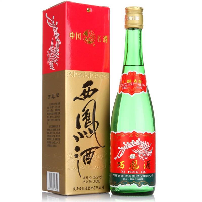白酒十二香型之凤香型:除了酒中凤凰西凤酒,还有哪些产品?