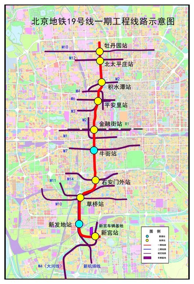 重磅!地铁19号线一期空载试运行!7条地铁新线年内开通——
